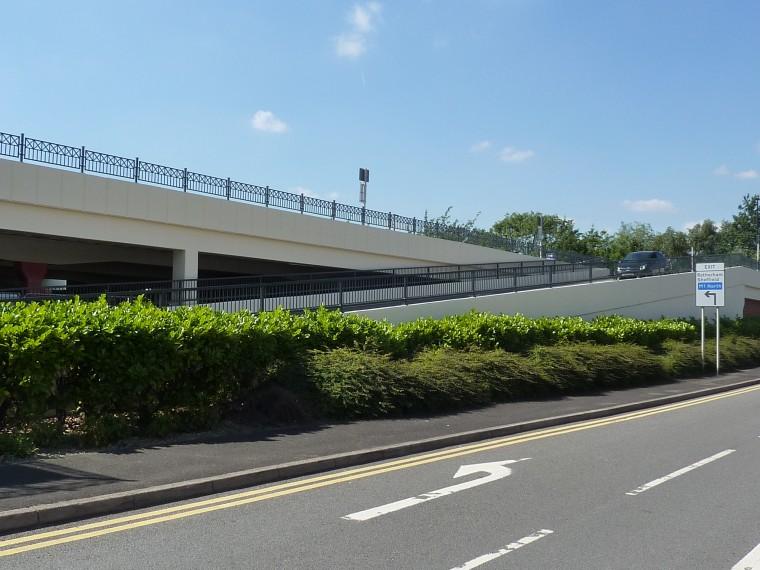 Meadowhall Car Park, Sheffield