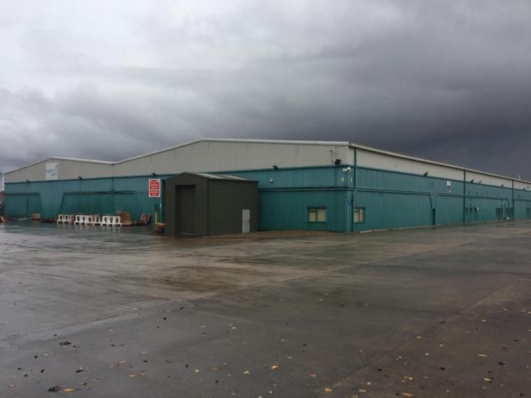 Belmont Industrial Estate