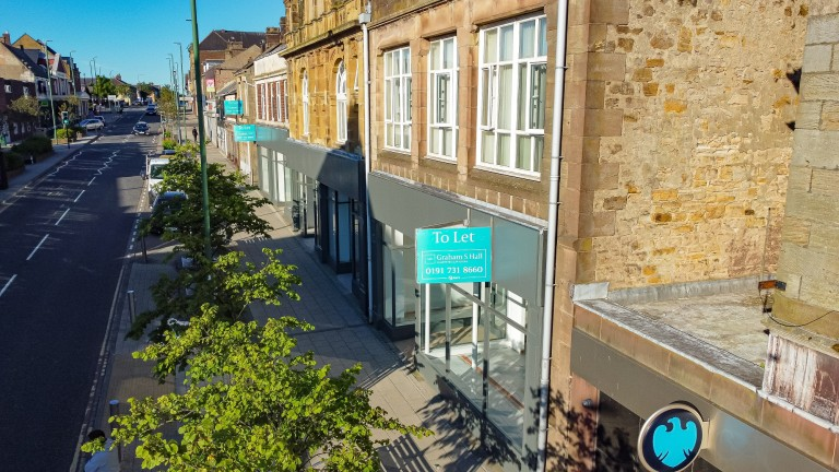 Six-figure refurbishment gives retail space new lease of life