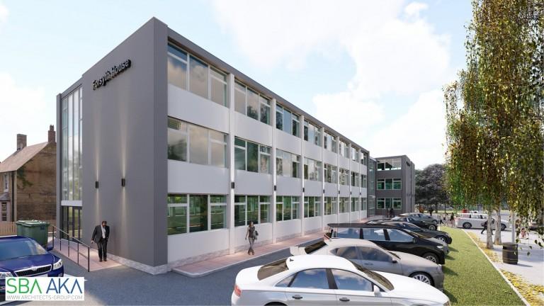 Office block set for overhaul in Darlington