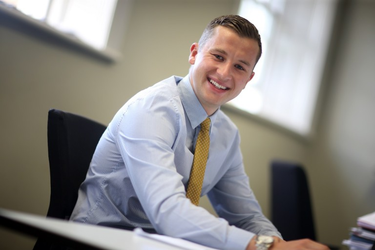 The road to becoming a Chartered Surveyor