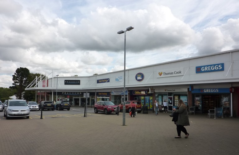 Retail Parks – Why it pays to take a proactive approach to maintenance...